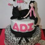עוגת יום הולדת , עוגת בת מצווה , עוגות לאירועים