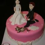 עוגת נישואין , עוגת חתונה ,