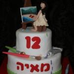 עוגות בת מצווה