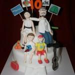 עוגת משפחה , עוגה לחגים , עוגה לאירועים , עוגה ליום הולדת