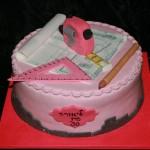 עוגה לארכיטקטית