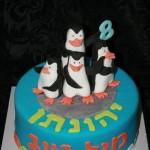 עוגת פינגווינים ממדגאסקר