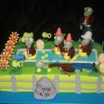 עוגת זומבים (2)