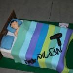עוגת מיטה ופן