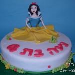 עוגת נסיכות שלגיה