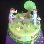 עוגות לקטנטנים , עוגות יום הולדת לבנים , עוגות יום הולדת , עוגות מעוצבות