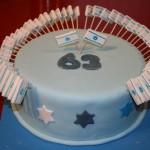 עוגות לחג , עוגות ליום העצמאות ,