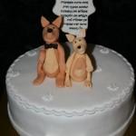 עוגת נישואין קנגרו , עוגות לאירועים , עוגות מעוצבות לאירועים , עוגות מבצק סוכר , עוגות מעוצבות , דנהלה עוגות מעוצבות , עוגות בהתאמה אישית , עוגות מעוצבות ליום הולדת , עוגות מעוצבות , לברית , עוגות מעוצבות לבריתה , עוגות מעוצבות לחתונה , עוגות מעוצבות לעסקים , עוגות מעוצבות לחגים , עוגה מעוצבת לחג , עוגה מעוצבת ליום נישואין , עוגה מעוצבת לחתונה