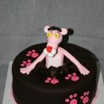 עוגת הפנתר הורוד