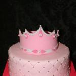 עוגת כתר נסיכה